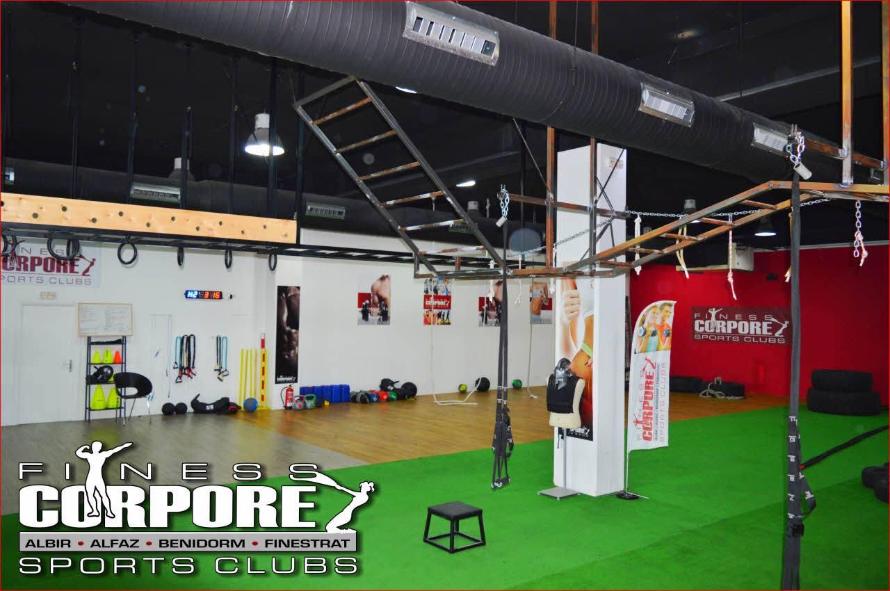 Gym para entrenar en Benidorm BOX-CORPORE1